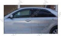 Дефлекторы боковых дверей Toyota Camry