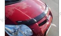 Мухобойка на капот Toyota Auris