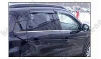 Дефлекторы боковых окон Mitsubishi ASX