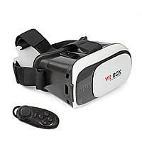Очки виртуальной реальности UFT 3D vr box2 2016 с геймпадом