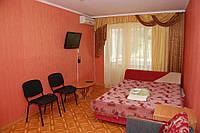 Посуточно или почасово,1-к квартира,ул.Циолковского 55