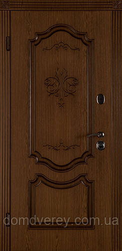 Двері вхідні металеві Престиж-У Двері Білорусії