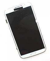 Дисплей (экран) + сенсор (тач скрин) SAMSUNG Galaxy Mega 6.3 (I9200, I9205) (оригинал)