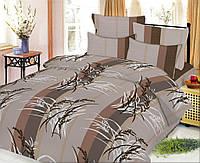 Ткань для постельного белья, ранфорс Колоски, фото 1