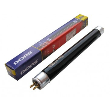 Люминесцентная УФ лампа «DORS» 4 Вт TL 4W/08 F4T5/BLB