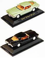 Модель легковая 4 Buick Riviera GS (1971) Yat Ming YM94252