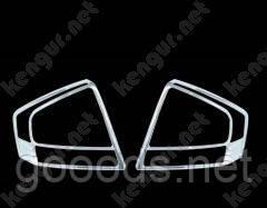 Накладки на задние фонари Mazda 6
