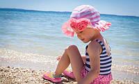 Детские головные уборы для лета