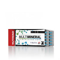 Комплекс минералов MultiMineral compressed caps (60 капс.) Nutrend