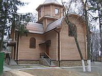 Огнезащитная пропитка (поверхностное) деревяных конструкций