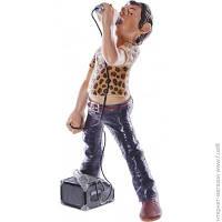 Декоративная Статуэтка Parastone Рок-вокалист (01 BBB)