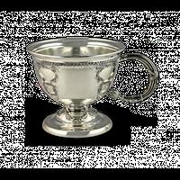 """Кружка чайная """"Царская"""" с оксидированием  2.8.0078"""