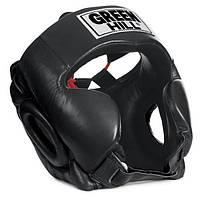 Шлем боксерский Green Hill ''CLUB'' черный М