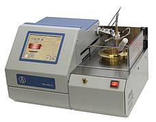ТВО-ЛАБ-12 Автоматичний апарат для визначення температури спалаху у відкритому тиглі