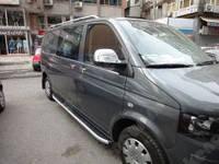 Накладки на боковые зеркала Volkswagen Transporter