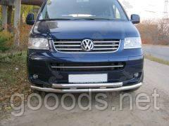 Решетка переднего бампера Volkswagen Transporter