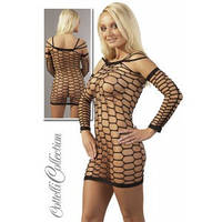 Эротическое женское Платье сетка Амазонка