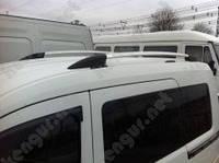 Рейлинги на крышу Combo Opel, пластиковые концевики
