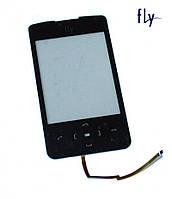 Touchscreen (сенсорный экран) для FLY E210, оригинал (черный)