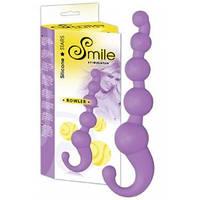 Интимная игрушка Шарики Smile Bowler Stimulator