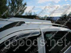 Багажник на автомобіль Citroen Jumpy з пластиковими кінцевиками