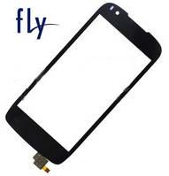 Touchscreen (сенсорный экран) для FLY IQ4405, оригинал (черный)