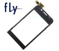 Touchscreen (сенсорный экран) для FLY IQ240 Whizz, оригинал (черный)
