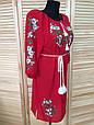 Вышиванка платье шелковое, фото 4