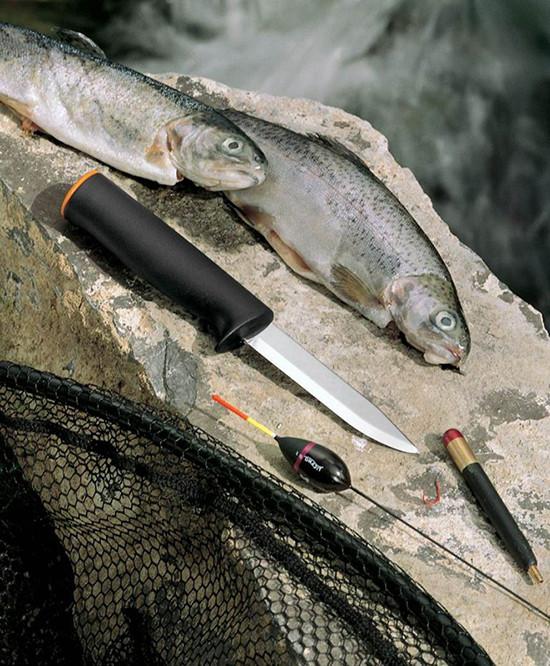 Нож поплавок Fiskars K40 (125860)