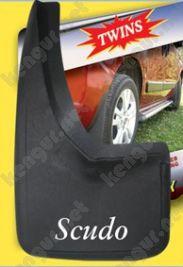 Брызговики задние Fiat Scudo