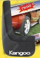 Задние брызговики Renault Kangoo