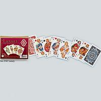 Комплект игральных карт Luxury 2*55 листов