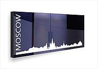 "Зеркало в ванную ""Москва"""