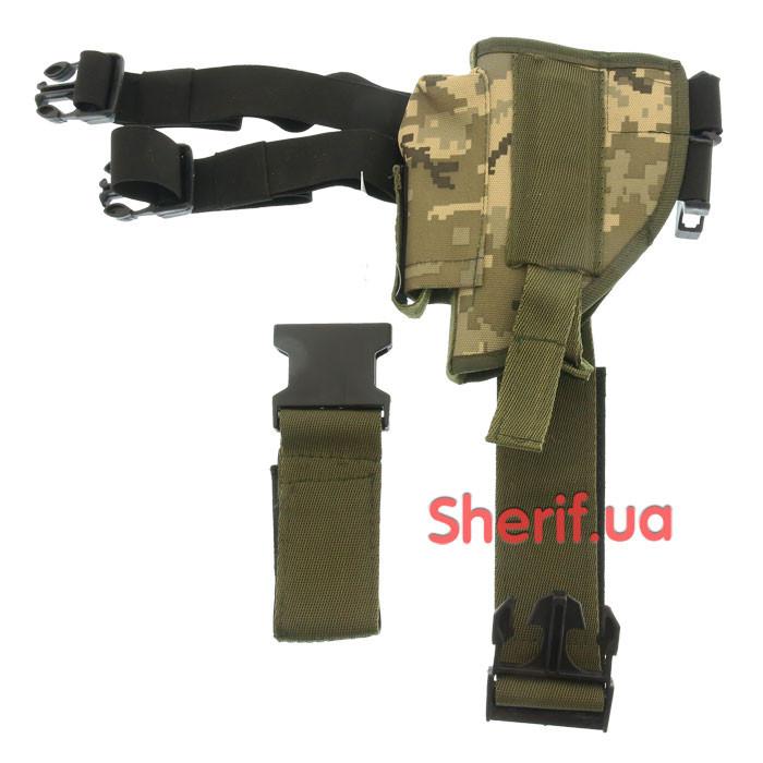 Кобура на пистолет ПМ Форт набедренная штурмовая  Digital ВСУ с быстрым сбросом 7180