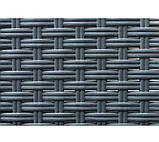 Комплект мебели из искусственного ротанга антрацит NEBRASKA-2, фото 2