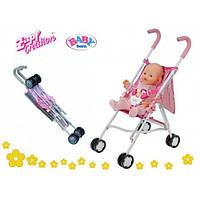 Коляска трость для куклы Baby Born