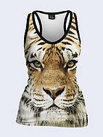 Майка 3D Тигр борцівка