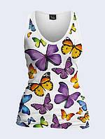 Майка 3D Метелики