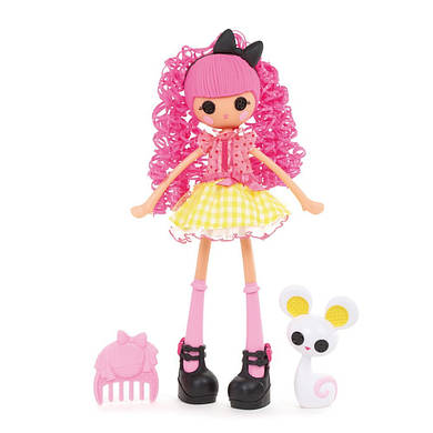 Лалалупси Печенюшка кукла с мышкой Lalaloopsy Girls