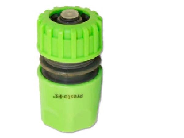Коннектор 1/2 стоп, Green, Presto-PS