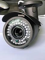 Камера вариофокальная аналоговая 960H