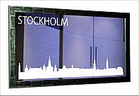"""Зеркало в прихожую """"Стокгольм"""""""
