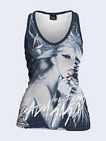 Майка 3D Леді Гага