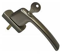 """Ручка с ключом Harmony, """"серебро"""", штифт 35 мм."""