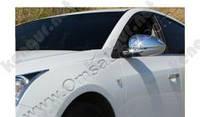 Зеркало хромированное Chevrolet Cruze