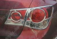 Окантовка на стопы Chevrolet Cruze