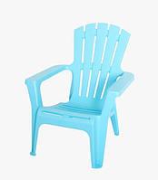 Кресло пластиковое MARYLAND DOLOMITI голубой