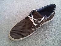Туфли мужские кожаные летние KARDINAL 40 -45 р-р, фото 1