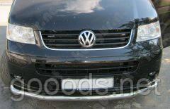 Накладка на решетку радиатора Volkswagen Transporter