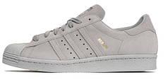 Мужские кроссовки Adidas Superstar 80s City Pack Berlin Grey B32661